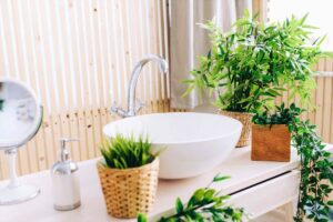 10 piante per arredare il bagno
