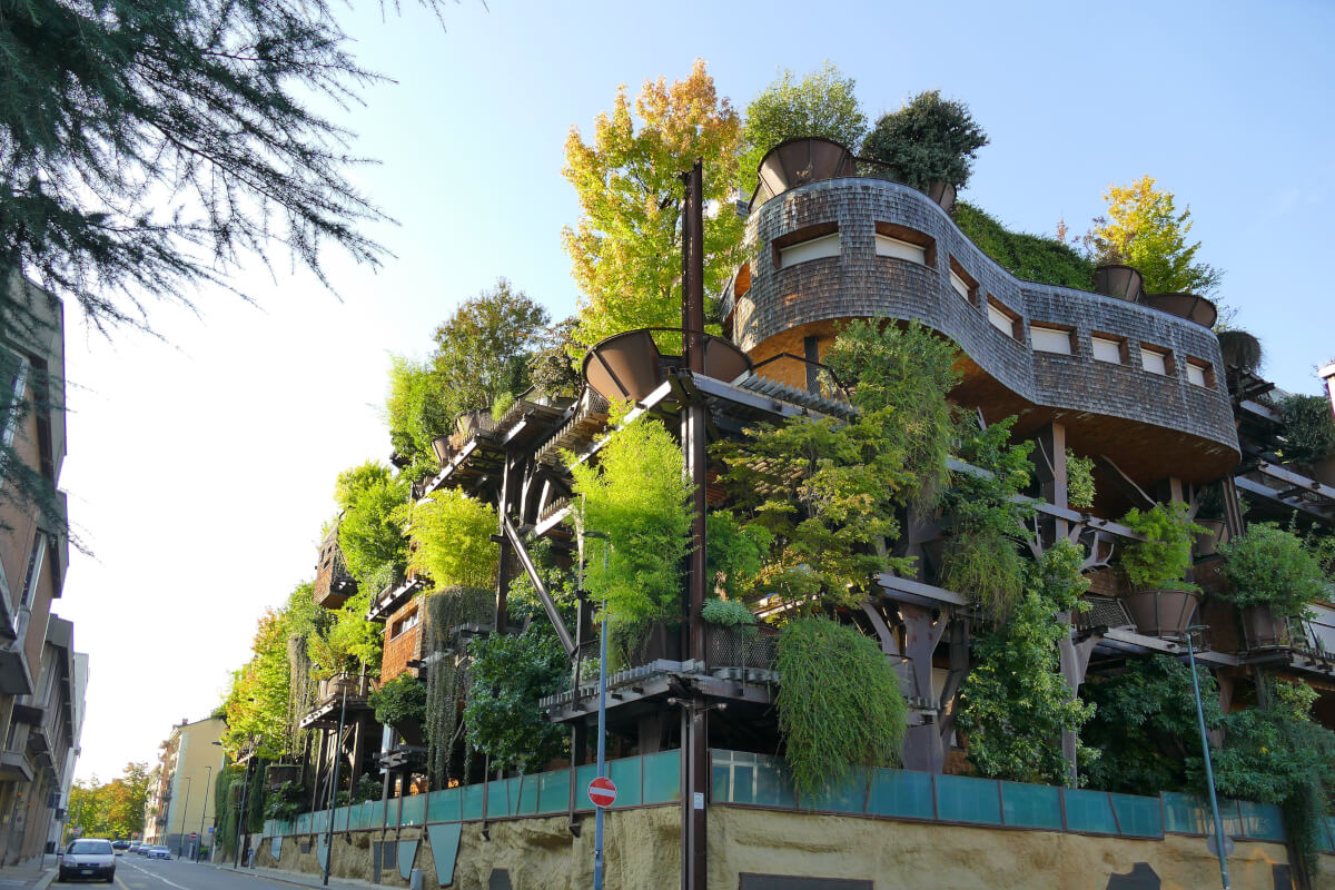 Condominio 25 verde