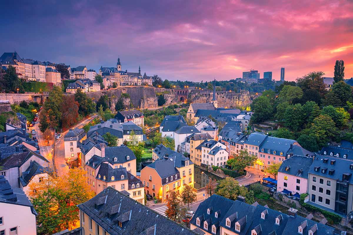 Lussemburgo costo affitto