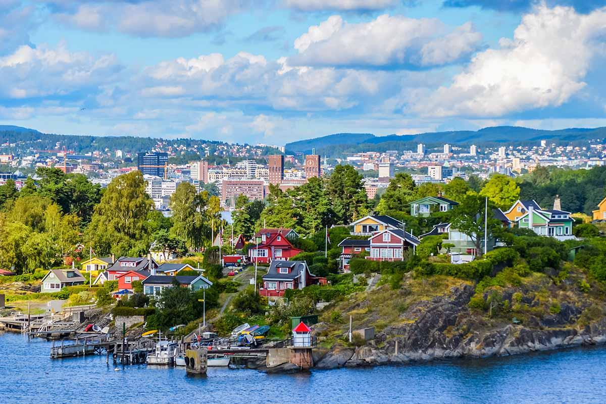 Oslo costo affitto