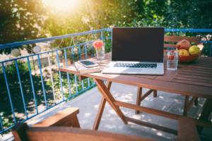 arredo outdoor smartworking
