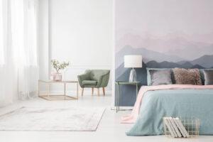 rendere sostenibile una camera da letto
