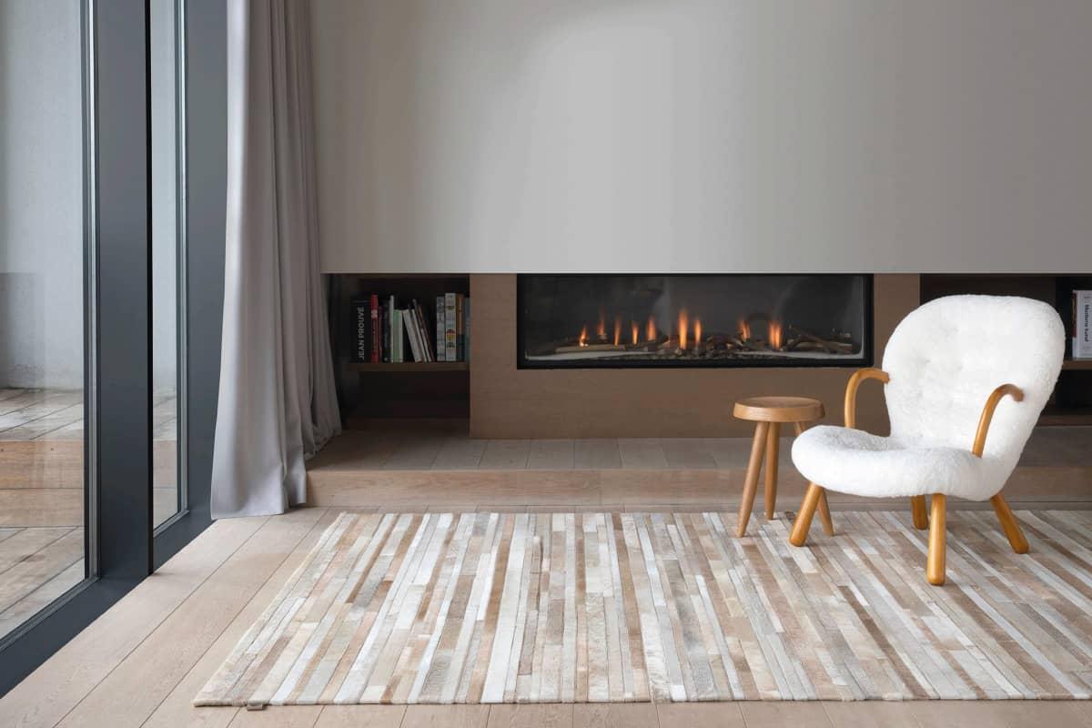 disporre tappeti in casa
