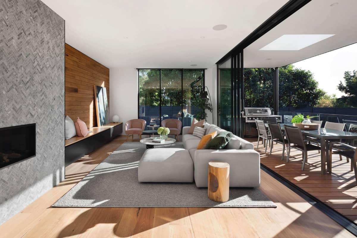 disporre tappeti in soggiorno