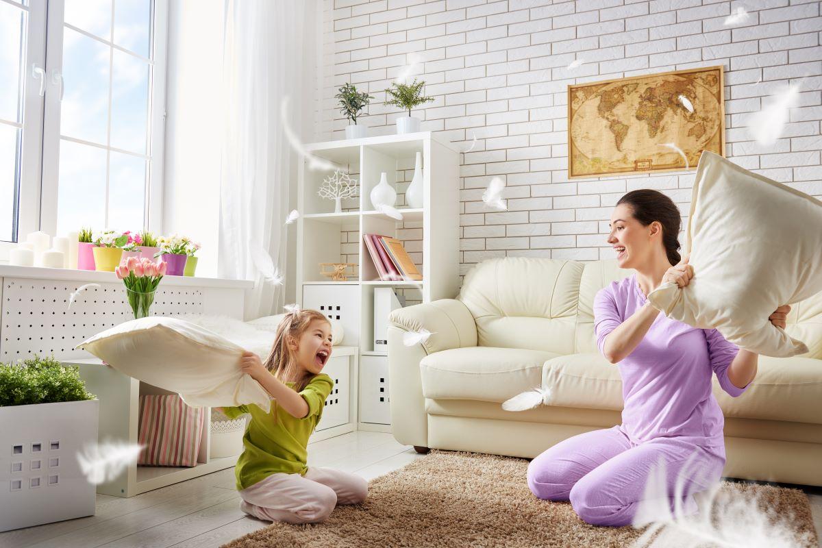 Giochi classici da fare a casa per bambini