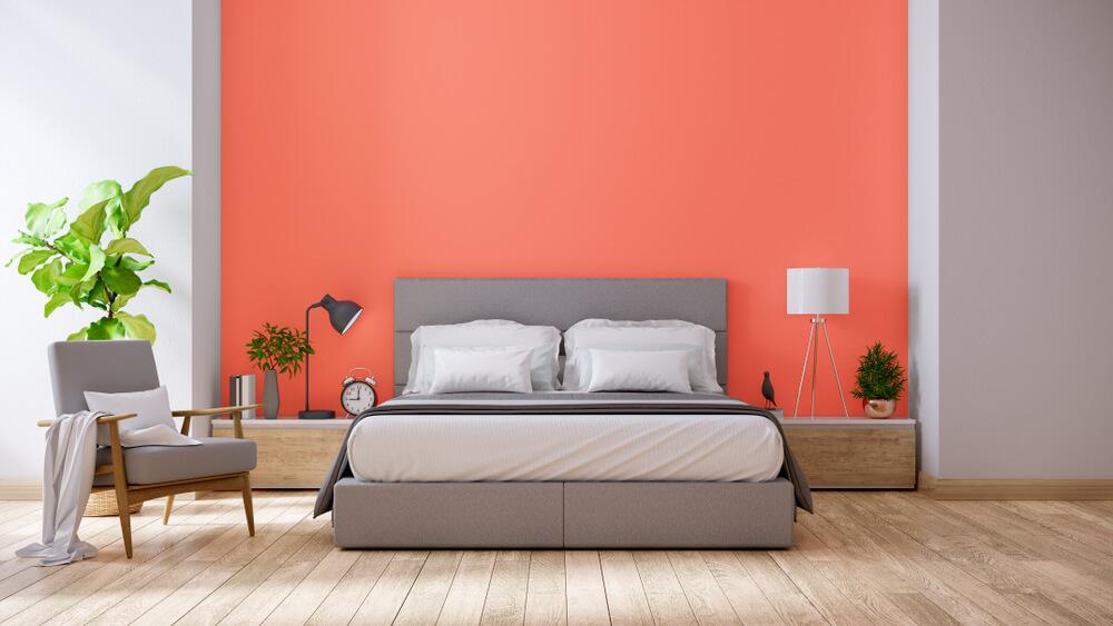 Tendenze dei colori nell'arredamento nel 2021