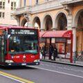 il tram a bologna Postacchini