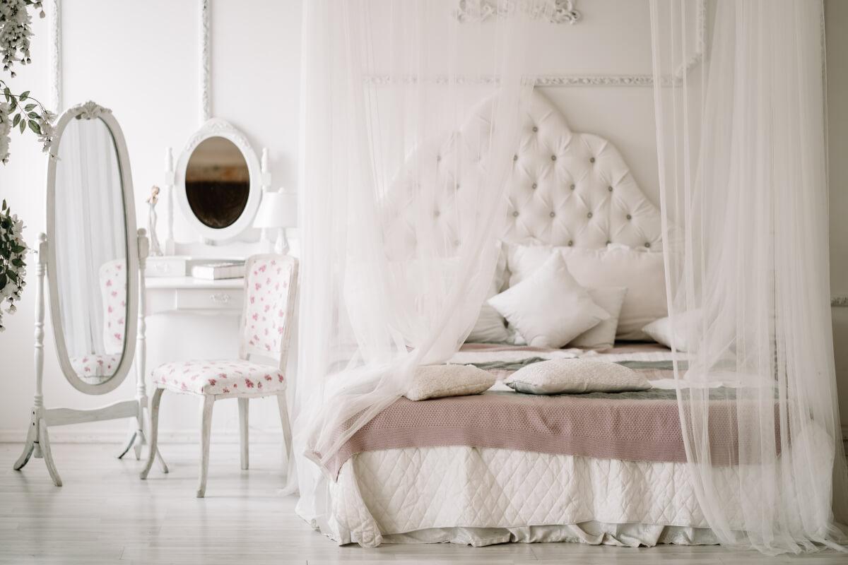 arredare una camera da letto in stile Shabby in 5 mosse