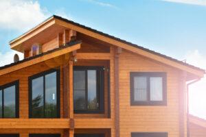 Case in legno: come proteggerle dalla pioggia?