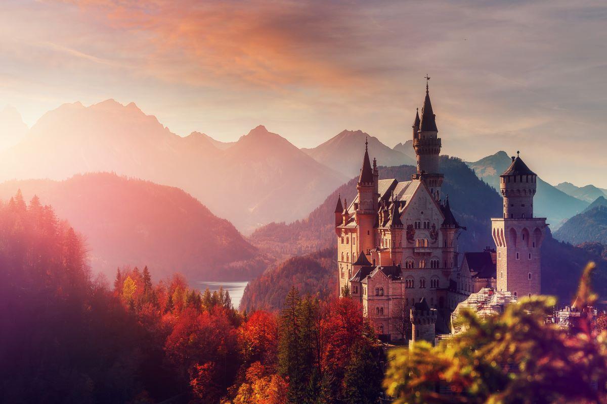 Trasformare casa in un castello lussuoso