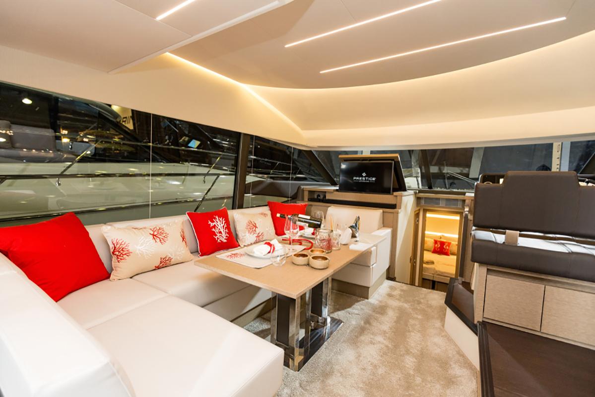 yacht staging design di interni di yacht e barche vela