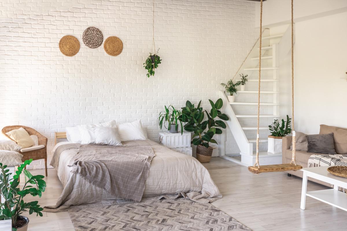 Stile cottage in sole 5 mosse le idee per arredare la camera
