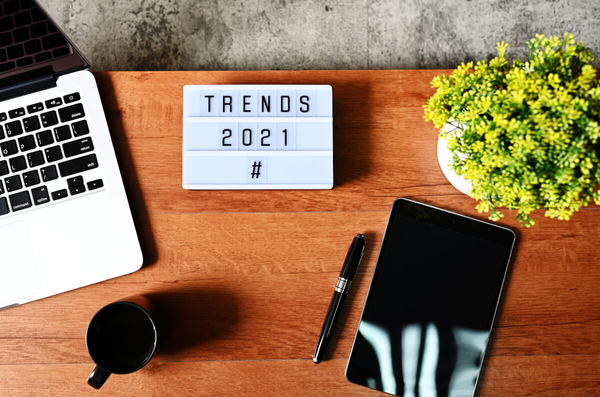 trend futuri dal 2021