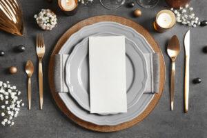 Regole per apparecchiare la tavola consigli galateo