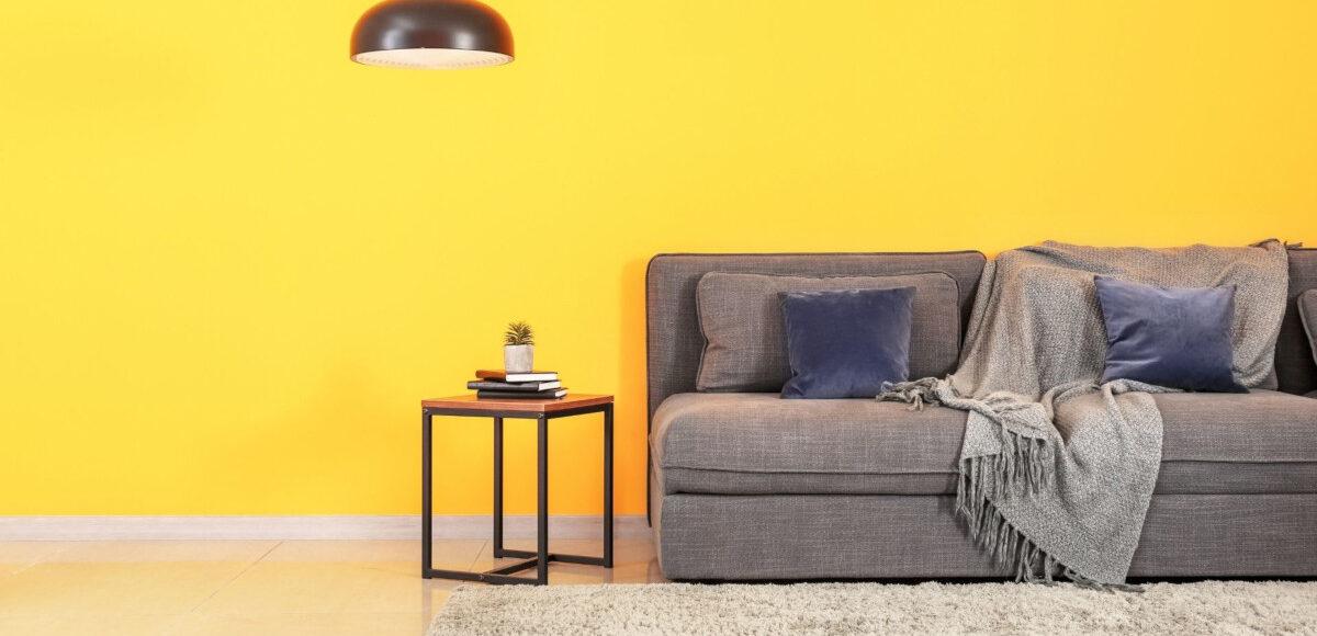 Colori Pantone 2021: grigio e giallo