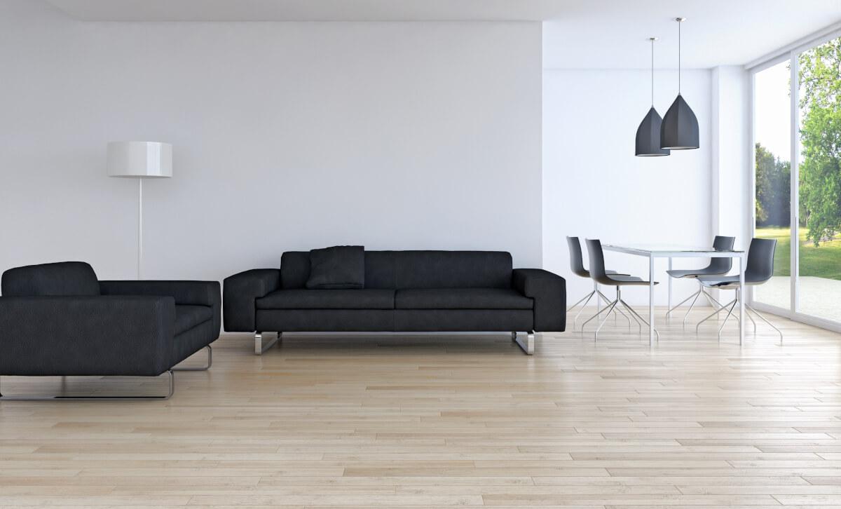 arredare una casa in stile minimal