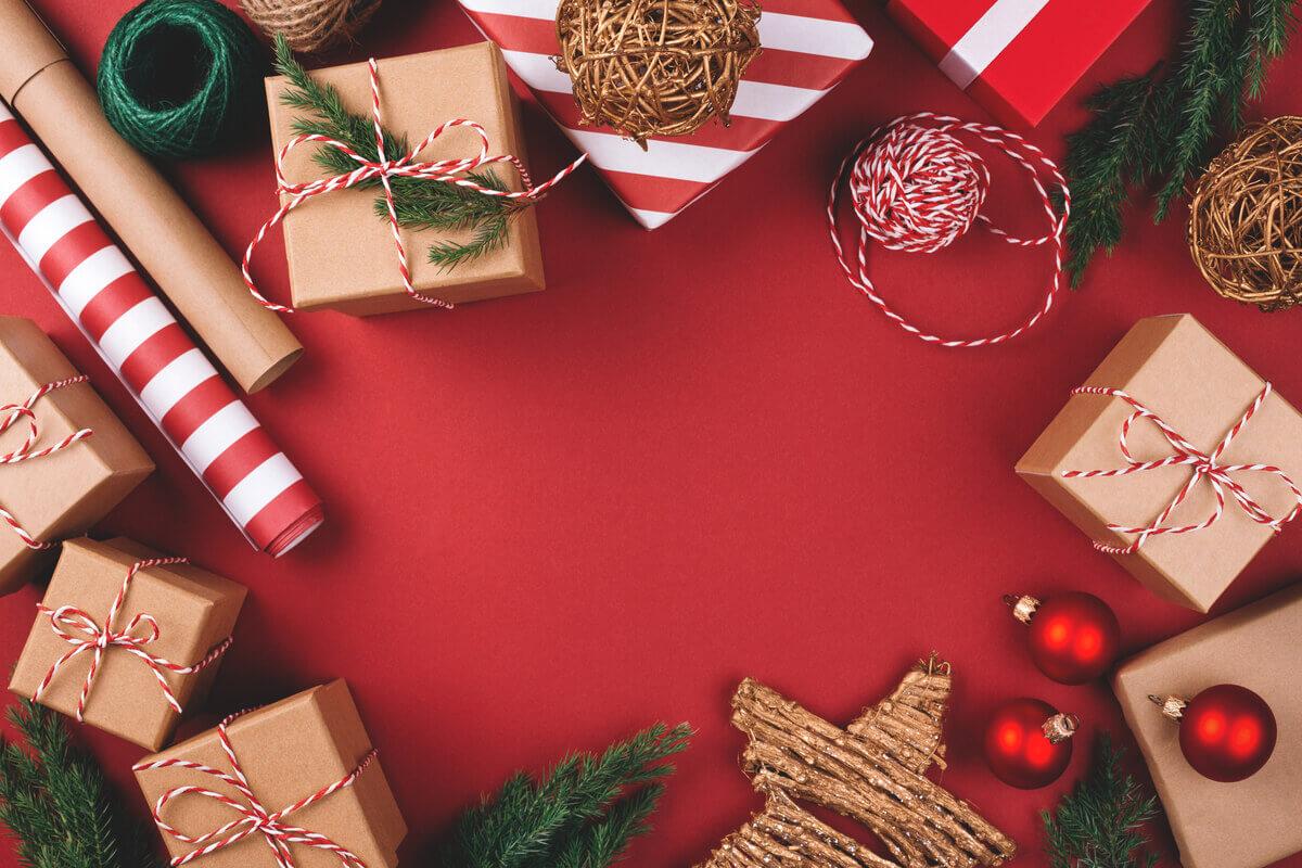 scambiarsi regali a Natale tradizione
