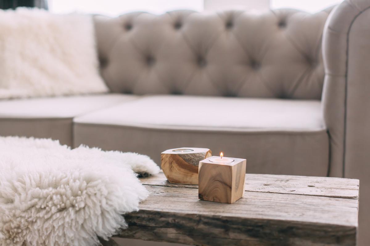 Tendenza cocooning lo stile per una casa calda e confortevole e di moda