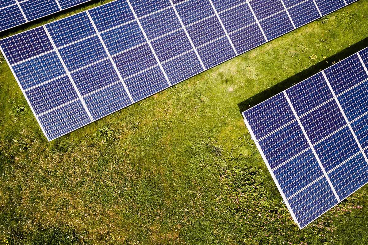 materiale per immagazzinare energia solare