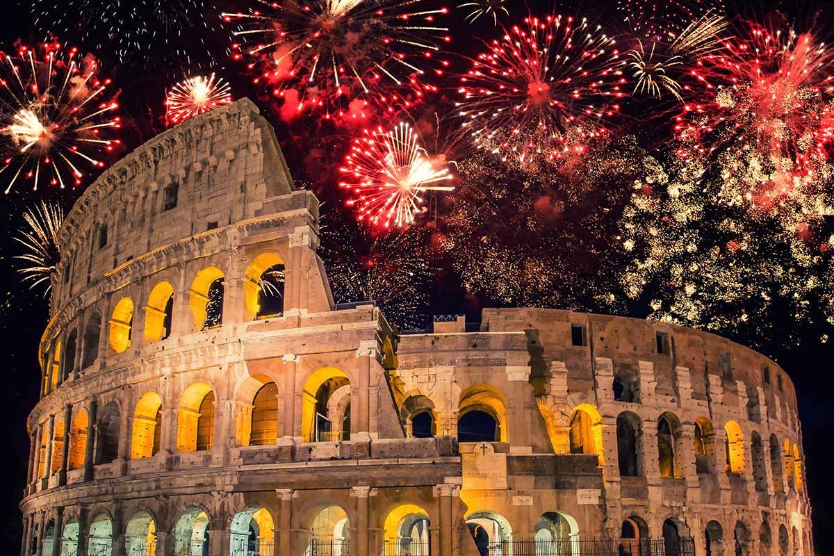 capodanno in italia
