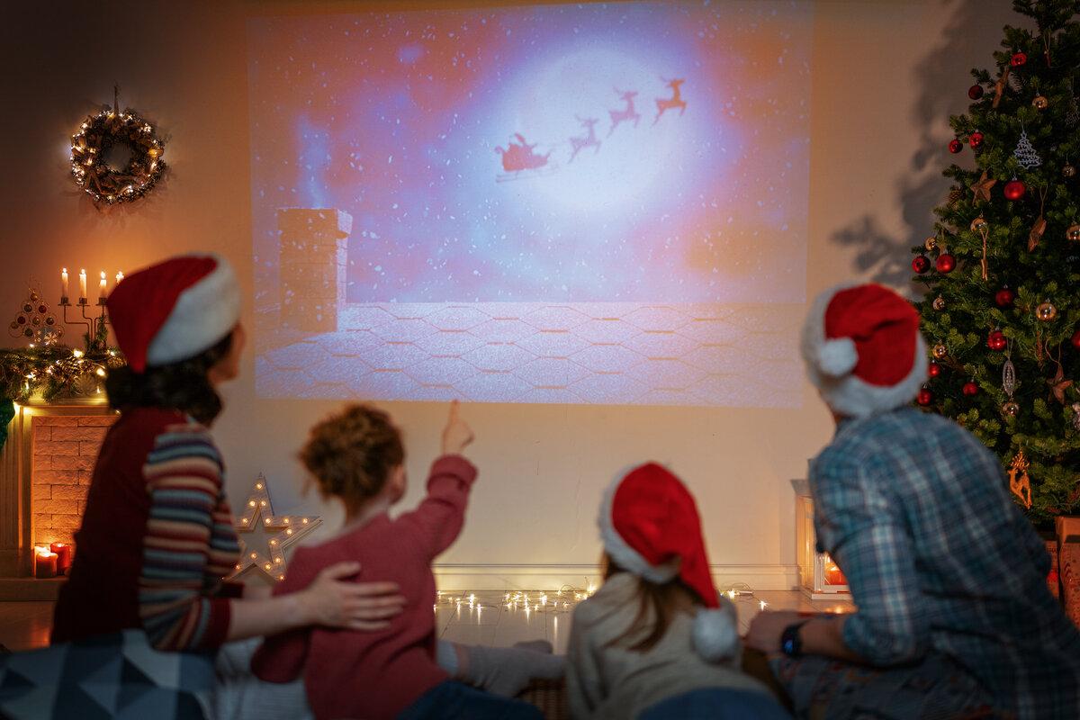 Cartoni animati Natale - visione film