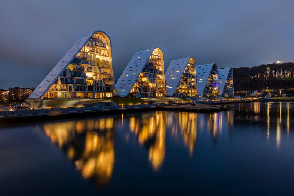 case a onda in Danimarca