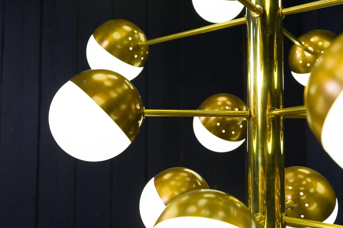 lampade stile sputnik