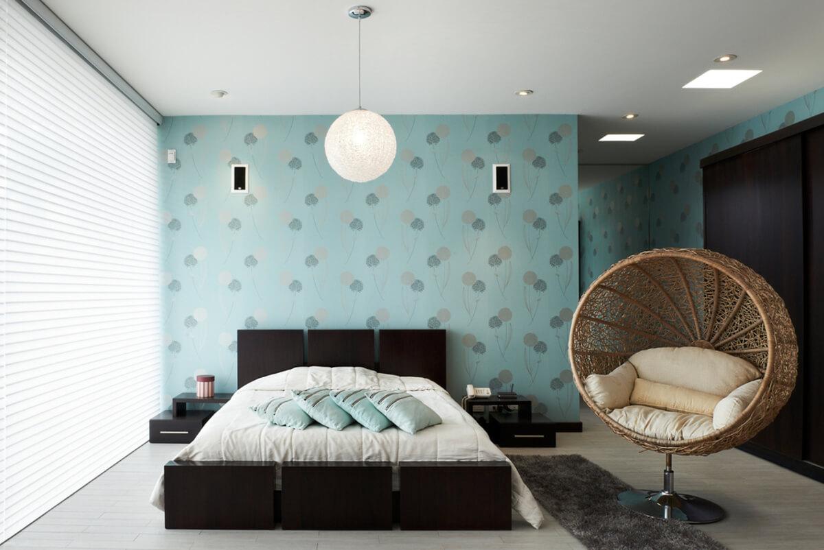 l'influenza dei colori camera da letto