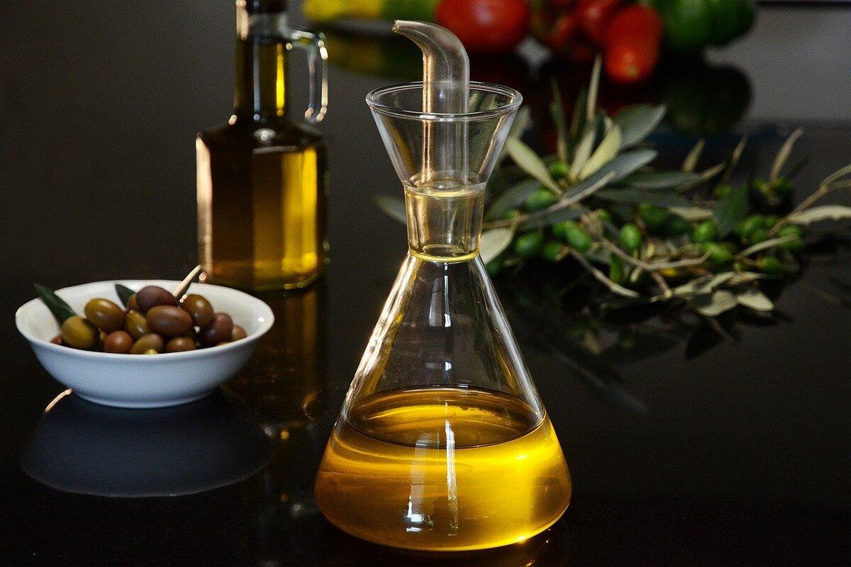 Mosse per depurarsi - olio d'oliva