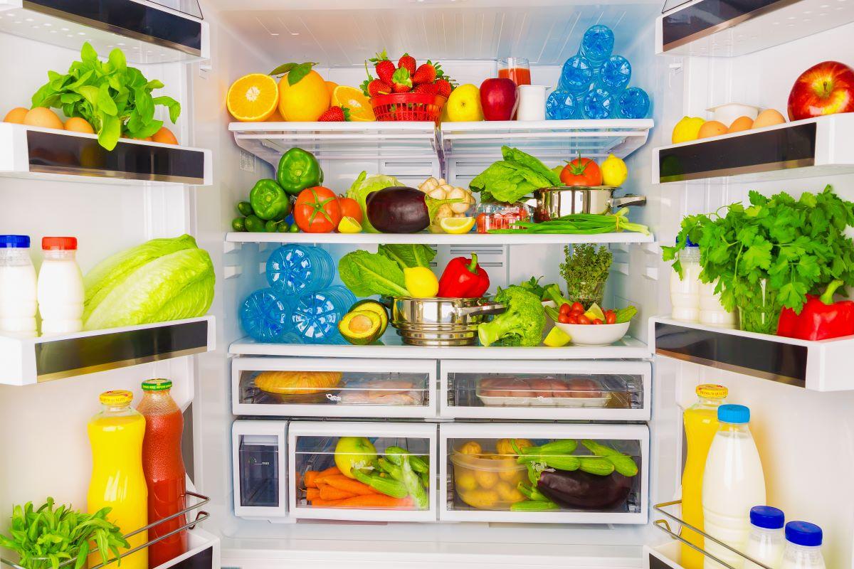 Come organizzare il frigorifero
