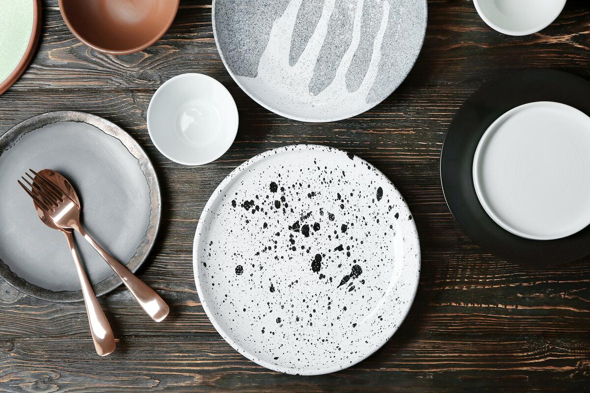 Il piatto diventa importante quanto il cibo, arte contemporanea, piatti artistici