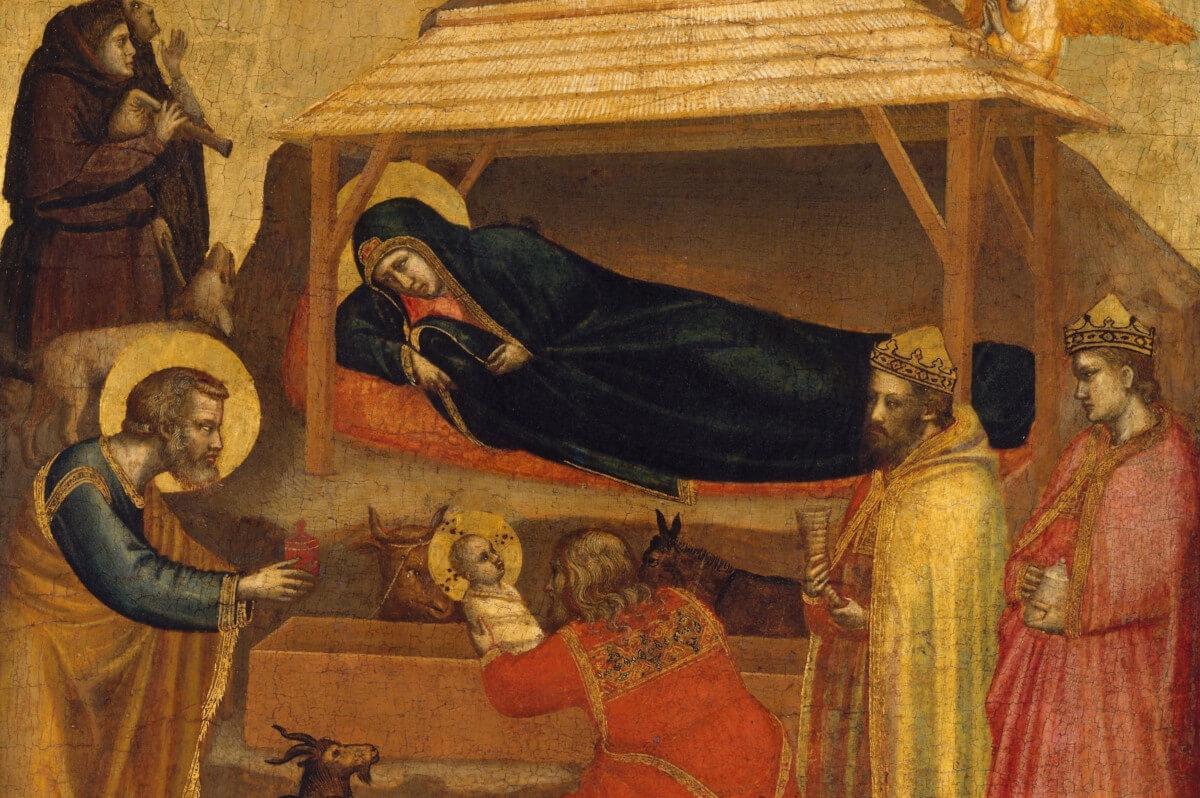 Il Natale nell'arte: 7 opere italiane sulla Natività