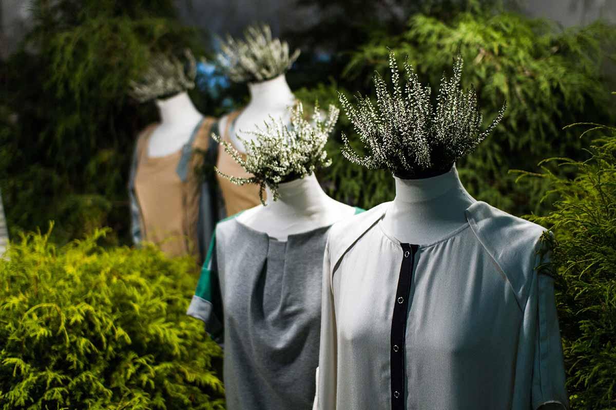 vesti la natura moda sostenibile
