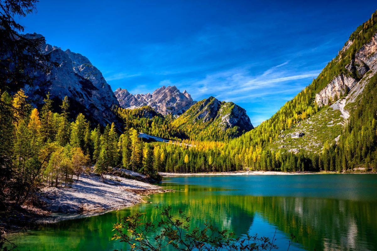 vivere isolati in montagna