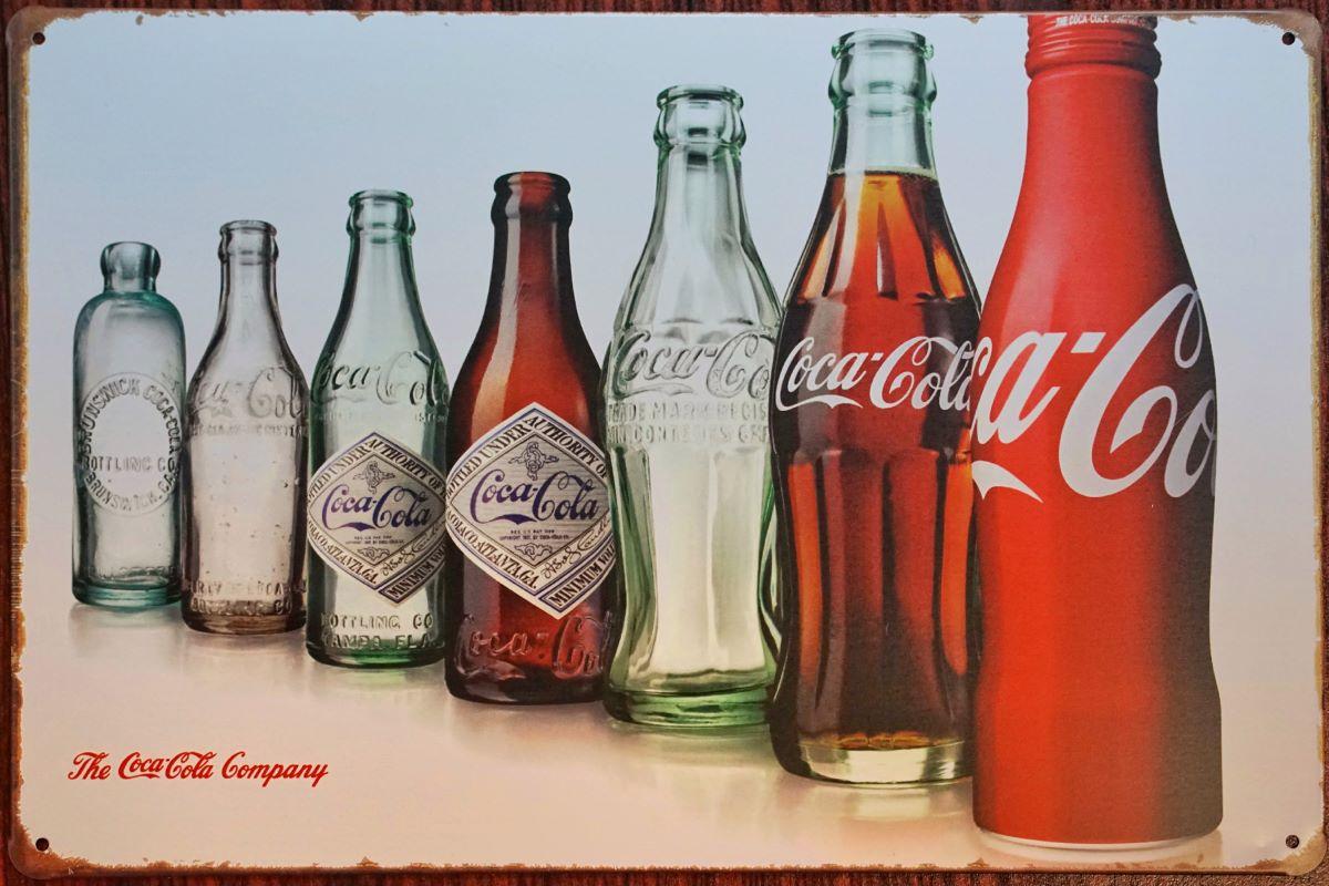 forme Coca-Cola