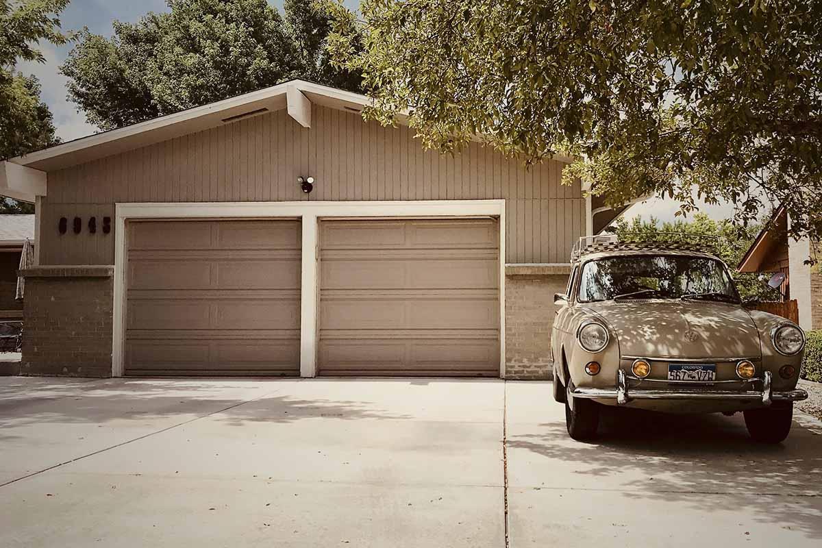 Come rendere il garage sostenibile