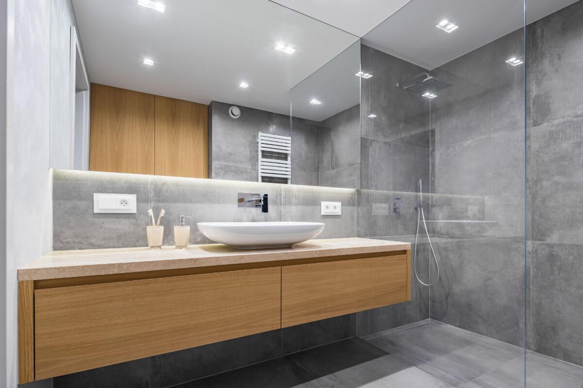 Illuminare il bagno con i led per una corretta illuminazione