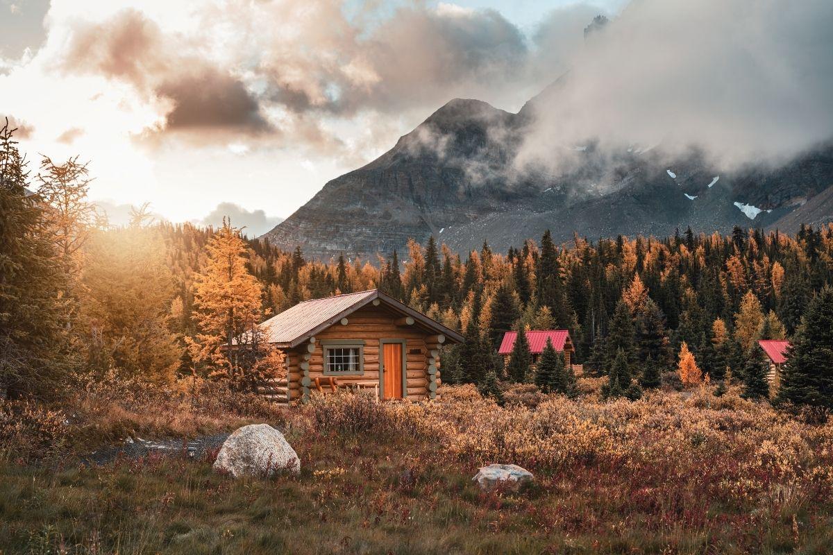 Perché in America le case sono in legno