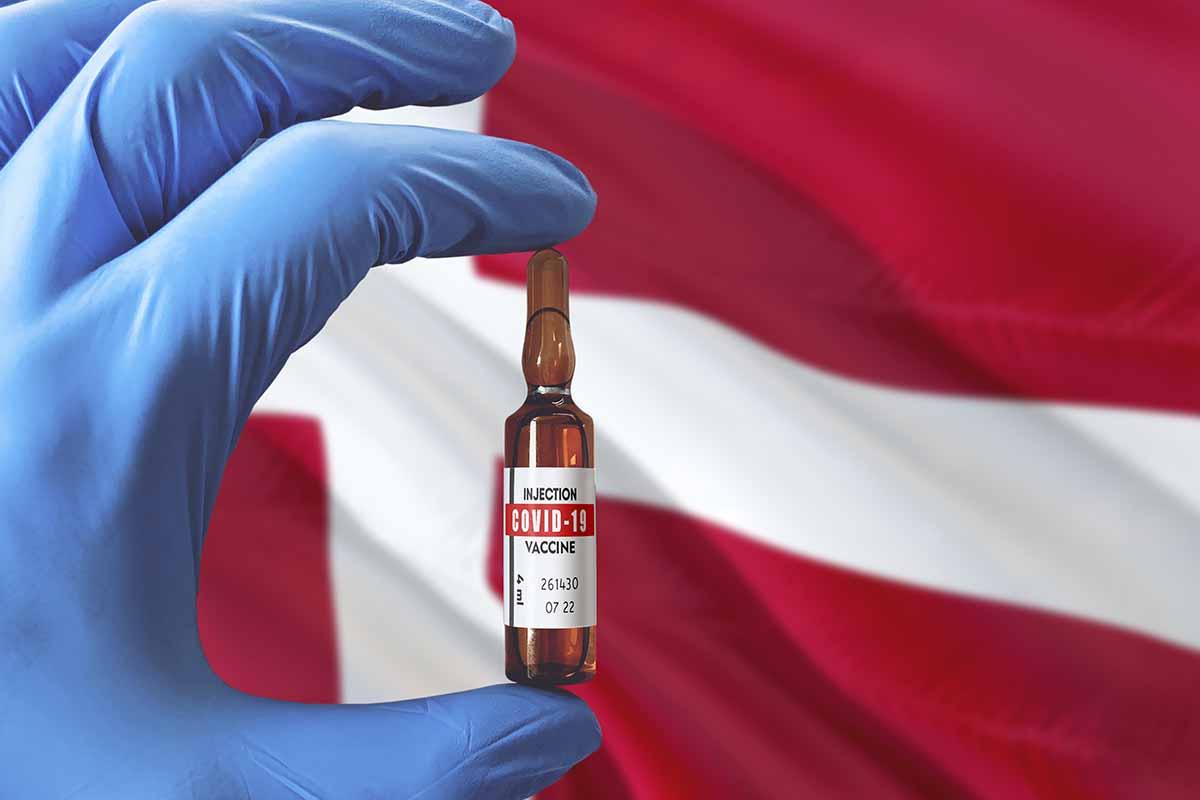 Danimarca il nuovo passaporto sanitario