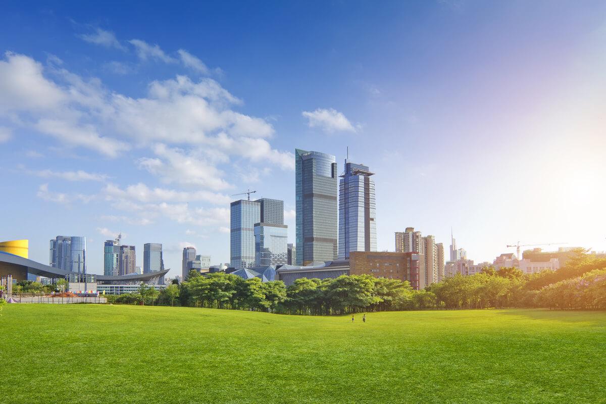 Aree urbane più calde e aride - clima e ambiente