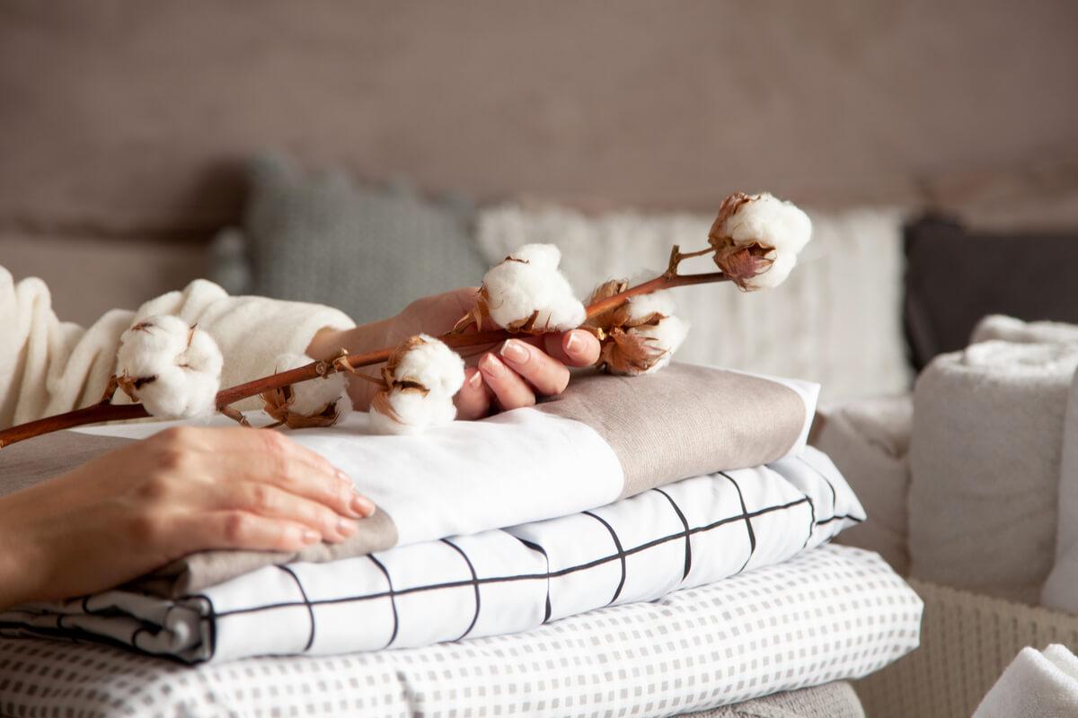migliori lenzuola - tessuti ideali