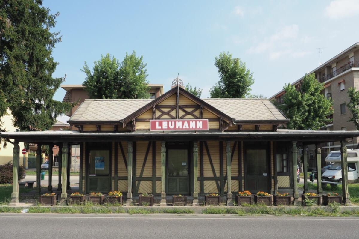 Leumann, il villaggio fiabesco alle porte di Torino