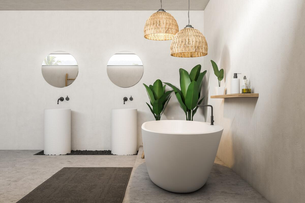 piante per profumare il bagno - quali sono
