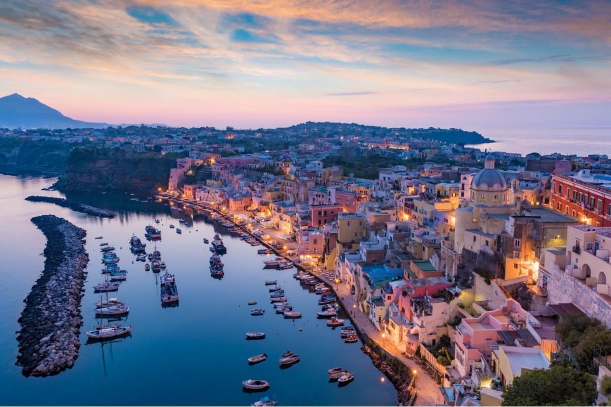 Procida capitale della cultura 2022 - cultura italiana