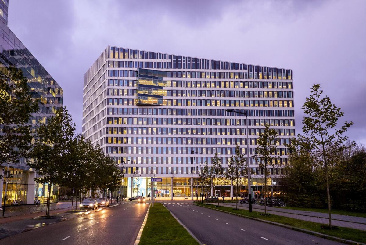 The Edge Amsterdam: l'ufficio più sostenibile al mondo