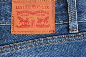 blue jeans Levi's
