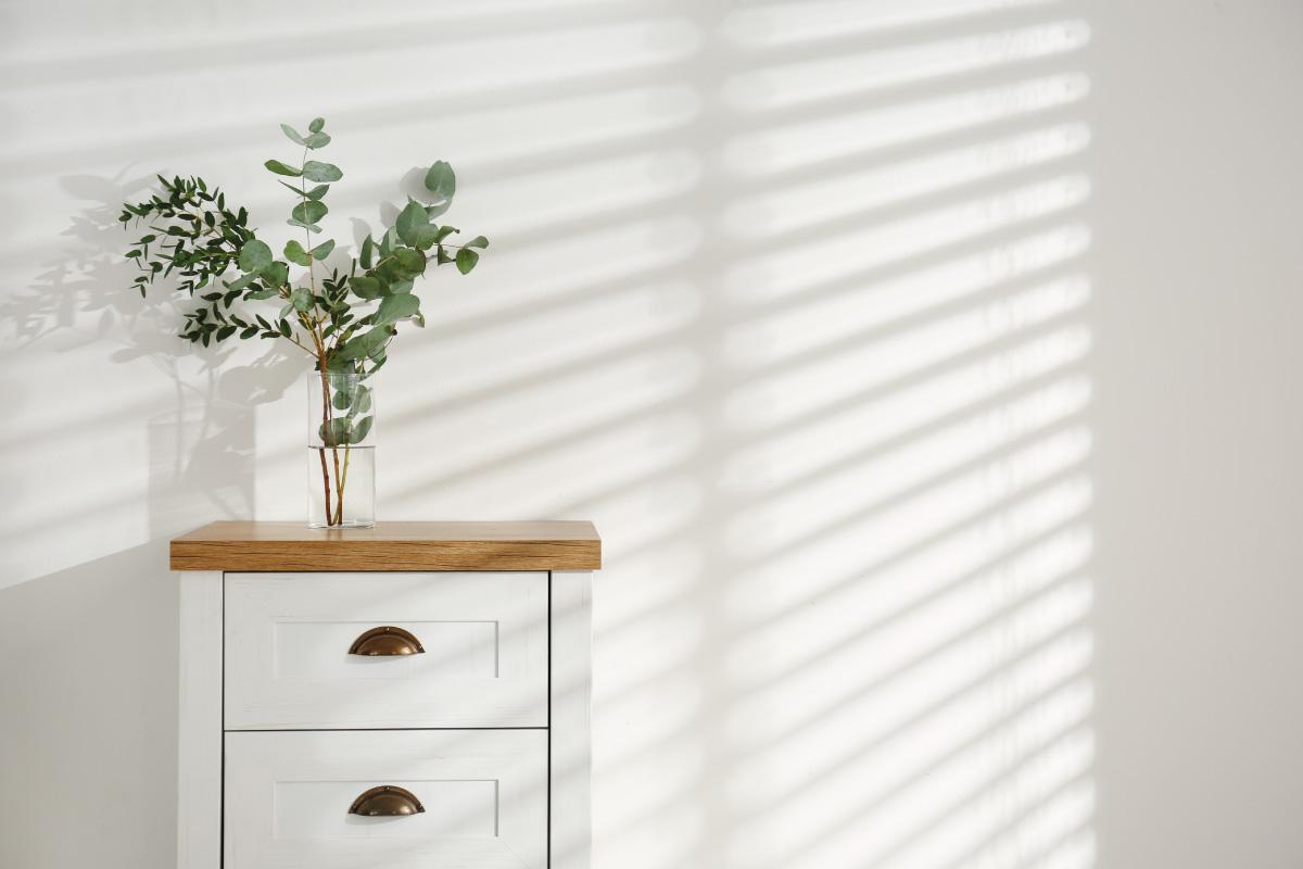 Cassettiere ecologiche salvaspazio in legno