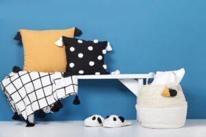 decorare i cuscini