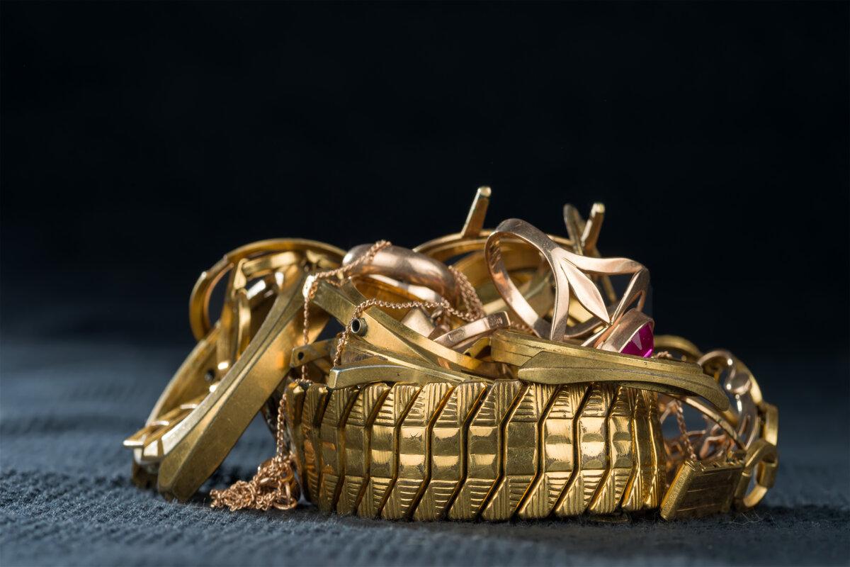Quanto vale l'oro usato - vecchi gioielli