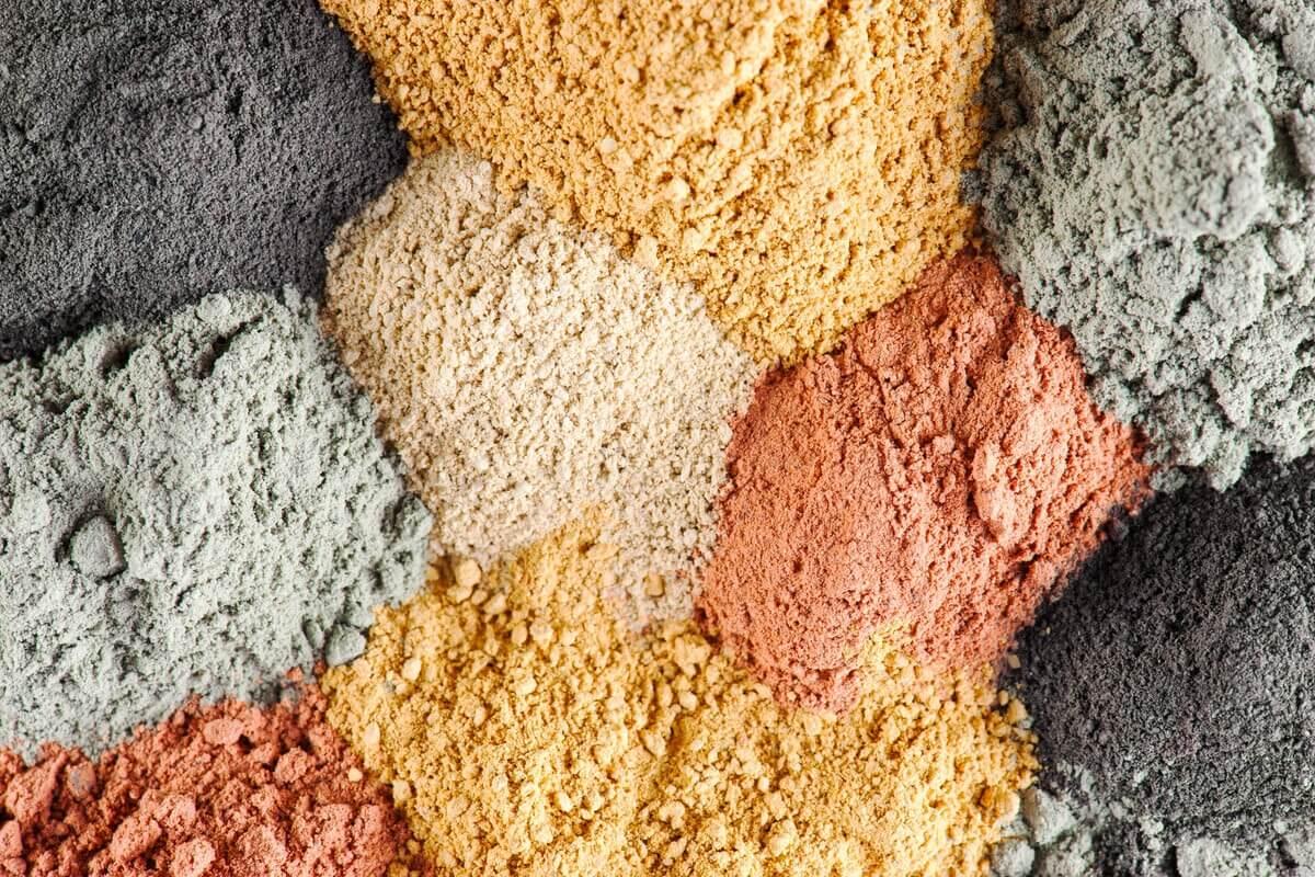 Realizzare oggetti in ceramica - Tipi di argilla